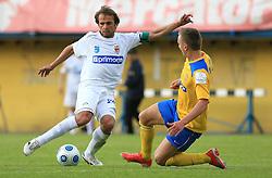 Dalibor Teinovic at 31st Round of PrvaLiga Telekom Slovenije 2008/2009 league match between NK Luka Koper and NK Primorje, on May 2, 2009, in SRC Bonifika, Koper, Slovenia. Luka Koper won 1:0. (Photo by Vid Ponikvar / Sportida)