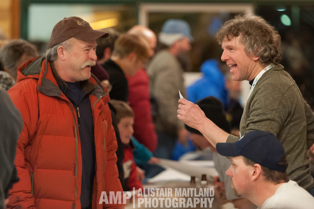 YQ 2013 Meet the Mushers Event.