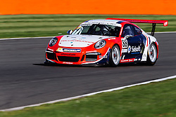 Dino Zamparelli | GT Marques | #88 Porsche 911 GT3 Cup | Porsche Carrera Cup GB | Race 2 - Mandatory byline: Rogan Thomson/JMP - 16/04/2016 - MOTORSPORT - Silverstone Grand Prix Circuit - Towcester, England - FIA World Endurance Championship Meeting.