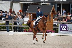 Nieuwenhuis Jeanine, NED, TC Athene<br /> Nederlands Kampioenschap Dressuur <br /> Ermelo 2017<br /> © Hippo Foto - Dirk Caremans<br /> 16/07/2017