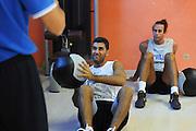 DESCRIZIONE : Folgaria Allenamento Raduno Collegiale  Nazionale Italia Maschile <br /> GIOCATORE : Pietro Aradori<br /> CATEGORIA : allenamento palestra<br /> SQUADRA : Nazionale Italia <br /> EVENTO :  Allenamento Raduno Folgaria<br /> GARA : Allenamento<br /> DATA : 18/07/2012 <br />  SPORT : Pallacanestro<br />  AUTORE : Agenzia Ciamillo-Castoria/GiulioCiamillo<br />  Galleria : FIP Nazionali 2012<br />  Fotonotizia : Folgaria Allenamento Raduno Collegiale  Nazionale Italia Maschile <br />  Predefinita :
