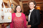 Lisa Stack Button and Beads Jewellery and Mary Finn Ballinderreen at  A Vintage and Pre-Loved Fashion Extravaganza held in the Lady Gregory Hotel in Gort . A fundraising event organised by the Parents Council for Seamount's new pitch.  Photo:Andrew Downes