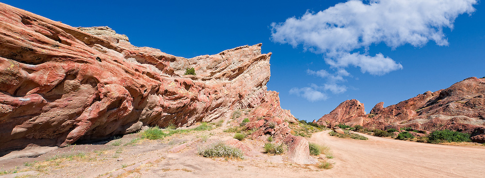 Vasquez Rock Park, California