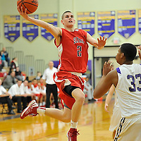 1.4.2013 Elyria at North Royalton Boys Varsity Basketball