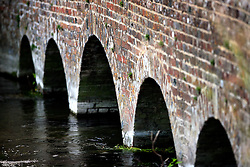 UK ENGLAND WILTSHIRE 26JUN08 - Bridge over the river Kennet in Stichcoombe in rural Wiltshire, western England...jre/Photo by Jiri Rezac..© Jiri Rezac 2008..Contact: +44 (0) 7050 110 417.Mobile:  +44 (0) 7801 337 683.Office:  +44 (0) 20 8968 9635..Email:   jiri@jirirezac.com.Web:     www.jirirezac.com..© All images Jiri Rezac 2008 - All rights reserved.