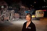 Anna Holdsworth, Magna, previously BSC Templeborough.?.© Martin Jenkinson, tel 0114 258 6808 mobile 07831 189363 email martin@pressphotos.co.uk. Copyright Designs & Patents Act 1988, moral rights asserted credit required. No part of this photo to be stored, reproduced, manipulated or transmitted to third parties by any means without prior written permission
