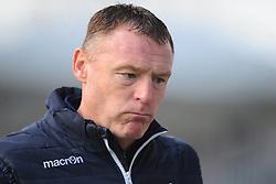 Bristol Rovers manager Graham Coughlan - Mandatory by-line: Nizaam Jones/JMP - 23/02/2019 - FOOTBALL - Memorial Stadium - Bristol, England - Bristol Rovers v Sunderland - Sky Bet League One