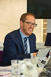Pictured: Glenn Preston, Ofcom&rsquo;s Scotland Director<br /> <br /> The report, whcih is embargoed until  00:01 August 3, presented data on how Scots use digital communications, and includs an update on broadband take-up; movement from landlines to other communication tools; and information on viewing practices.<br /> <br /> <br /> Ger Harley | EEm 2 August 2017