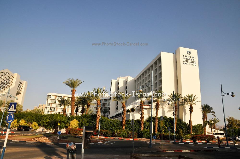 Israel, Eilat Beach, Isrotel Sport Club hotel
