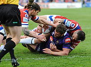 Wakefield Trinity v Wigan Warriors 170417