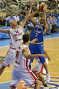 ALICANTE 05 SETTEMBRE 2007<br /> BASKET EUROPEI<br /> POLONIA-ITALIA<br /> NELLA FOTO SORAGNA<br /> FOTO CIAMILLO-CASTORIA