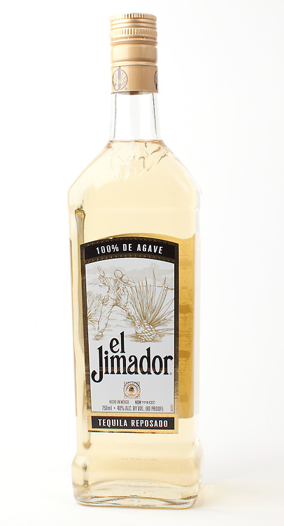 El Jimador reposado -- Image originally appeared in the Tequila Matchmaker: http://tequilamatchmaker.com