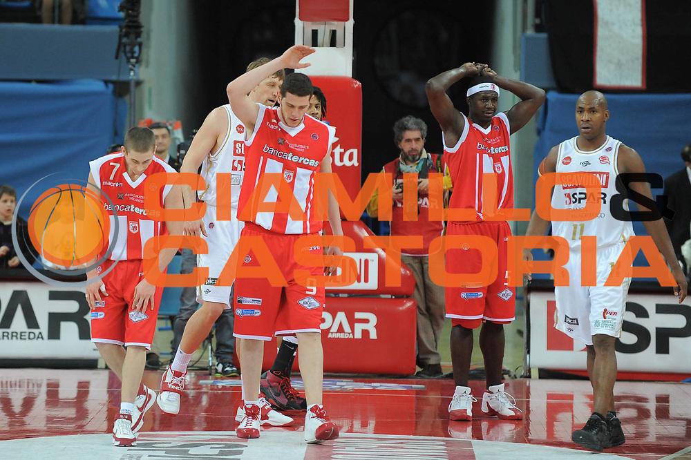 DESCRIZIONE : Pesaro Lega A 2008-09 Scavolini Spar Pesaro Bancatercas Teramo<br /> GIOCATORE : Valerio Amoroso<br /> SQUADRA : Bancatercas Teramo<br /> EVENTO : Campionato Lega A 2008-2009<br /> GARA : Scavolini Spar Pesaro Bancatercas Teramo<br /> DATA : 22/03/2009<br /> CATEGORIA : Delusione<br /> SPORT : Pallacanestro<br /> AUTORE : Agenzia Ciamillo-Castoria/G.Ciamillo