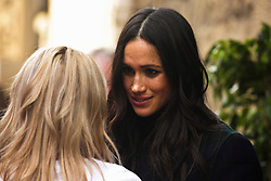 Meghan Markle, Rose St Edinburgh, copyright Terry Murden/EdinburghEliteMedia.co.uk 130218