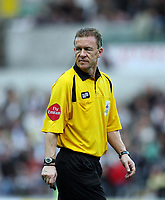 Photo: Rich Eaton.<br /> <br /> Swansea City v Bristol City. Coca Cola League 1. 26/11/2006. referee Mr Taylor