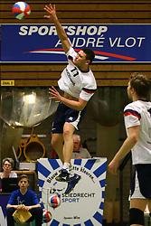 20160326 NED: Volleybal: Sliedrecht Sport - SV Dynamo 2, Sliedrecht  <br />Eargenell de cuba