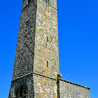 St. Rule's Tower at St Andrews Cathedral, Scotland<br />
