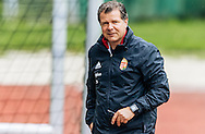 Andreas Moeller, assistant coach pictured during Hungary training at Steinbergstadion, Leogang, Austria.<br /> Picture by EXPA Pictures/Focus Images Ltd 07814482222<br /> 31/05/2016<br /> ***UK &amp; IRELAND ONLY***<br /> EXPA-FEI-160601-4046.jpg