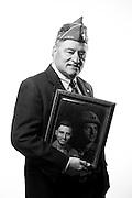 Harvey Weiner<br /> Army<br /> Captain<br /> Intelligence<br /> Nov. 1968 - Nov. 1970<br /> Vietnam<br /> <br /> Veterans Portrait Project<br /> Boston, MA