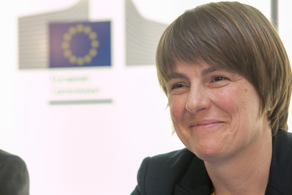 03 June 2015 - Belgium - Brussels - European Development Days - EDD - Health - Pills , pricing and profitability - Corinna Heineke , Head of Global Project Access to Medicines , Deutsche Gesellschaft Fur Internationale Zusammenarbeit (GIZ) © European Union