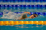 Ellie Simmonds of Great Britain in action during the Women's 400 m Freestyle S6 at the World Para Swimming Championships 2019 Day 1 held at London Aquatics Centre, London, United Kingdom on 9 September 2019.