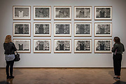 Regrets States 1-XV, 2013 - Jasper Johns: 'Something Resembling Truth' at the Royal Academy of Arts. The exhibition spans over 60 years from his early career, up to the present and includes over 150 works. The show runs at the RA from 23 September – 10 December 2017.