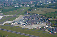 Edinburgh Airport record month, Edinburgh, 15 August 2018