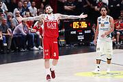 Micov Vladimir delusione, EA7 EMPORIO ARMANI OLIMPIA MILANO vs DOLOMITI ENERGIA TRENTINO, gara 5 Finale Play off Lega Basket Serie A 2017/2018, Mediolanum Forum, Assago (MI) 13 giugno 2018 - FOTO: Bertani/Ciamillo