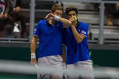 Davis Cup - France v Netherlands - 03 February 2018