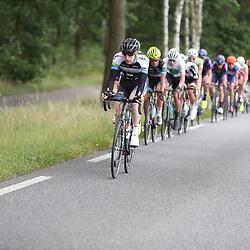 24-06-2017: Wielrennen: NK weg beloften: Montferland <br />s-Heerenberg (NED) wielrennen<br />Wietse Kamp