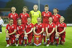 121001 Wales U16 v Belgium U16