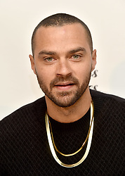 Jesse Williams attends the Survivors Guide to Prison premiere at The Landmark Theatre on February 20, 2018 in Los Angeles, California. Photo by Lionel Hahn/AbacaPress.com