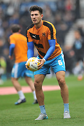 Danny Batth Wolverhampton Wanderers, Derby County v Wolves, Ipro Stadium, Sky Bet Championship, Sunday 18th October 2015 (Score Derby 4, Wolves, 1)Derby County v Wolves, Ipro Stadium, Sky Bet Championship, Sunday 18th October 2015 (Score Derby 4, Wolves, 1)
