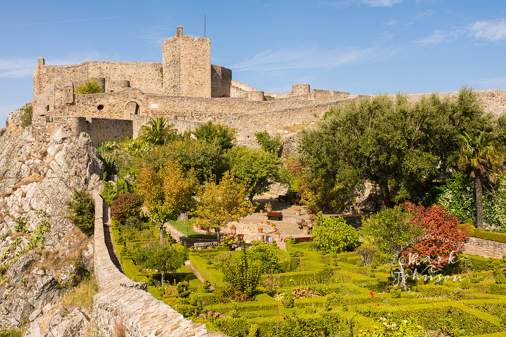 Castle of Marvão, Marvão, Portugal