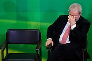 Suspenden a Lula Da Silva como ministro de Brasil