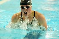 NM svømming senior/04032004/ Grottebadet i Harstad/ Elisabeth Berg Kristensen Harstad SK/200m bryst damer forsøk/<br /> FOTO: KAJA BAARDSEN/DIGITALSPORT