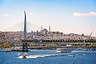 View over the Golden Horn