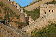 Great Wall of China, near Jinshanling, China