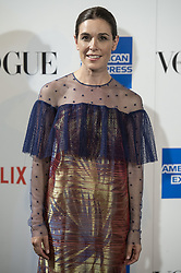 September 13, 2018 - Madrid, Spain - Raquel Sanchez Silva attends to photocall of Vogue Fashion Night Out 2018 in Madrid, Spain. September 14, 2018. (Credit Image: © Coolmedia/NurPhoto/ZUMA Press)