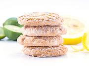 key lime and lemon cookies
