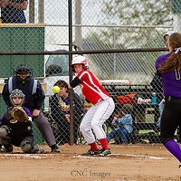 04-14-15 Berryville Softball vs. Green Forest