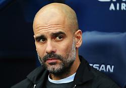Manchester City manager Pep Guardiola - Mandatory by-line: Matt McNulty/JMP - 23/12/2017 - FOOTBALL - Etihad Stadium - Manchester, England - Manchester City v Bournemouth - Premier League
