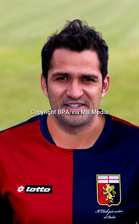 Mario Santana ( Genoa CFC  )