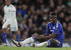 Ramires of Chelsea - Mandatory byline: Paul Terry/JMP - 09/12/2015 - Football - Stamford Bridge - London, England - Chelsea v FC Porto - Champions League - Group G