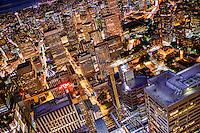 Downtown Seattle Illuminated @ Night