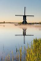 Windmühle, Kinderdijk, Holland