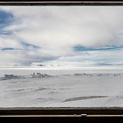 View from Hut window