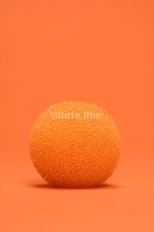 a round foam type ball object