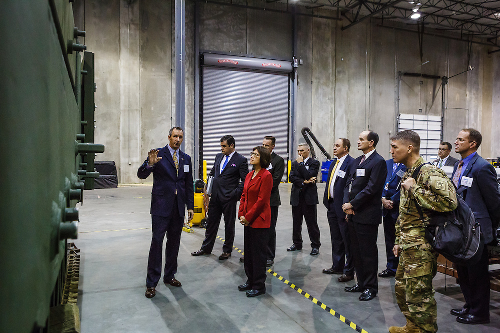 Images from the Hon Heidi Shyu visit to SAIC's Magi Rd facility in N. Charleston, SC.