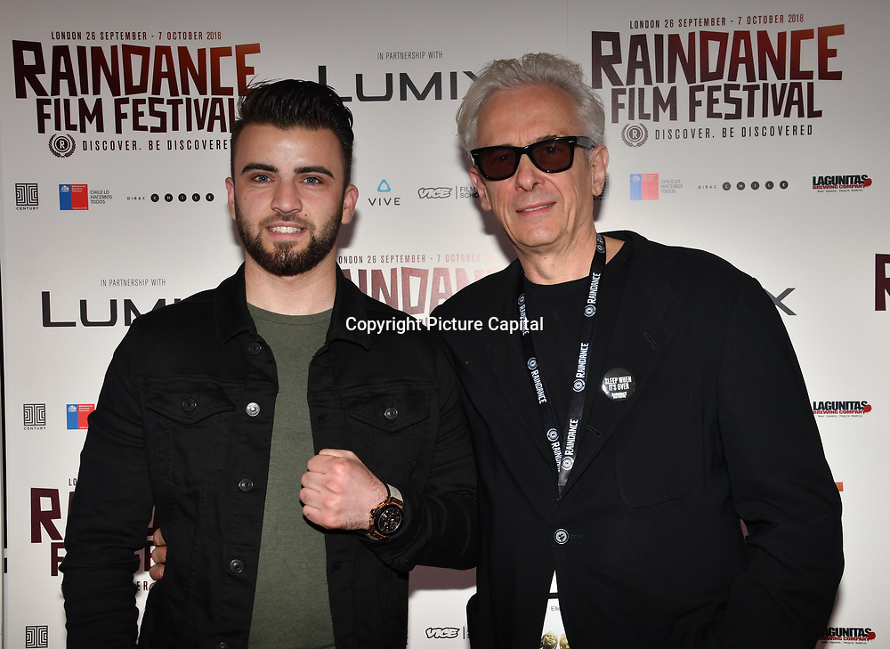 World Premiere of Team Khan - Raindance Film Festival 2018 at Vue Cinemas - Piccadilly, London, UK. 29 September 2018.